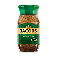 "Кофе растворимый ""Jacobs Monarch"" стекло 95г 300px"